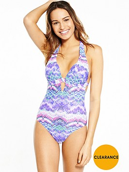 v-by-very-plunge-moulded-cup-halter-neck-swimsuit