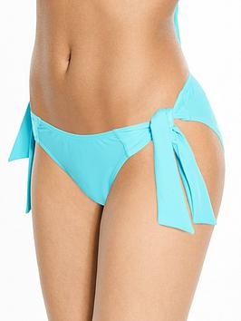 V By Very Bunny Tie Side Bikini Brief