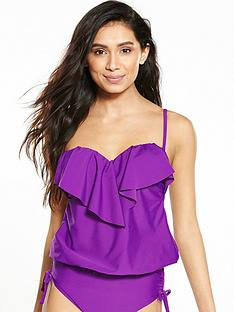 v-by-very-mix-and-match-underwired-frill-tankini-top