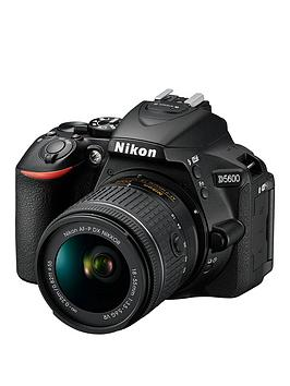 Nikon D5600 Digital Slr Camera With AfP 1855Mm Vr Lens