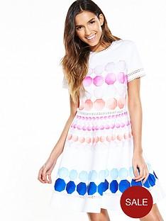 ted-baker-myley-skater-dress-whitenbsp