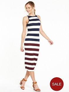 ted-baker-rowing-stripe-bodycon-dress-navynbsp