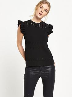 ted-baker-stitch-detail-top