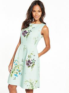 ted-baker-spring-meadows-print-dress