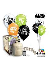 Star Wars Helium Canister & Balloon Kit