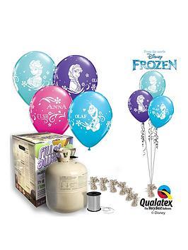 Disney Frozen Disney Frozen Helium Caniser &Amp Balloon Kit