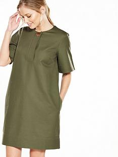 warehouse-compact-cotton-dress