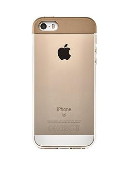qdos-qdos-topper-case-gold-for-iphone-se-5s-5