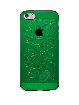 Qdos Jelly Belly  Green Apple Scented Flexi Case For Iphone Se  5 5S