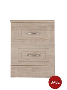 consort-dorchesternbspready-assembled-2-drawer-bedside-chest