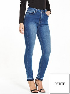 v-by-very-petite-petite-high-waisted-skinny-jean-bluenbsp