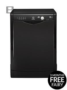indesit-dfg15b1k-12-place-full-size-dishwasher-with-quick-wash-black