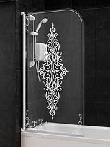 Victorian Shower Screen