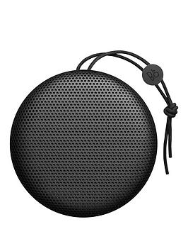 B&O Play By Bang &Amp Olufsen A1 Wireless Portable Bluetooth Speaker  Natural Black