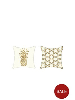 arthouse-single-copacabana-pineapple-cushion