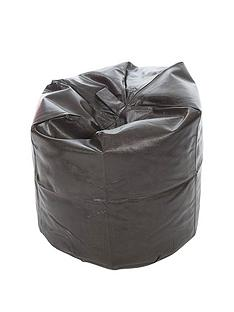 kaikoo-6-cu-ft-faux-suede-filled-bean-bag