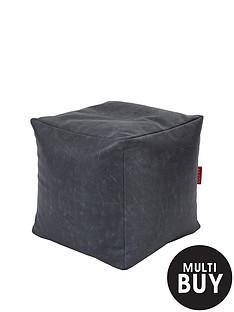 kaikoo-faux-suede-bean-cube