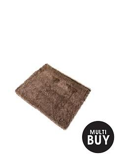 kaikoo-plain-faux-fur-throw