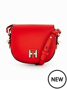 tommy-hilfiger-leather-sadle-bag