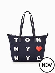 tommy-hilfiger-nylon-logo-tote-bag