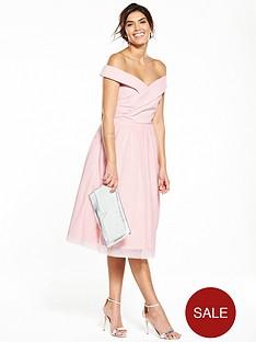 v-by-very-tutu-bardot-bridesmaidnbspdress-blush