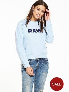 g-star-raw-slogan-sweater-siali-blue