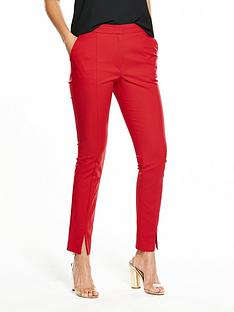 v-by-very-split-front-slim-leg-trouser