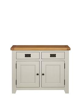 Luxe Collection Luxe Collection - Oakland Painted 100% Solid Wood Ready  ... Picture