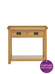 luxe-collection---oakland-100-solid-wood-console-table
