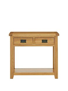 oakland-100-solid-wood-console-table