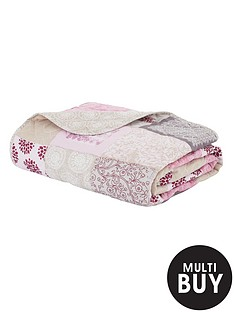 catherine-lansfield-ethnic-patchwork-bedspread-throw