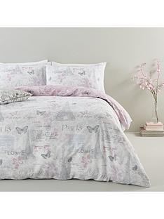 catherine-lansfield-cora-parisian-twin-pack-cotton-rich-duvet-cover-set