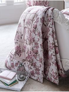 dorma-blooming-floral-bedspread