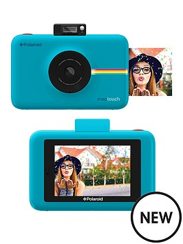 polaroid-polaroid-snap-touchtrade-instant-print-digital-camera-with-lcd-display--blue