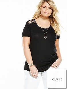 v-by-very-curve-crochetnbspsleeve-and-yolk-jersey-top-black