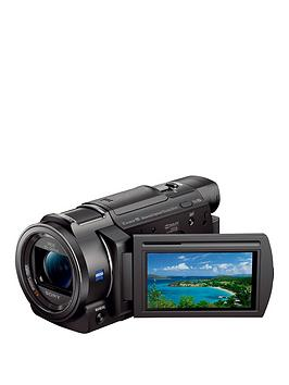 Sony FdrAx33Bdi Ultra Hd 4K Compact Camcorder