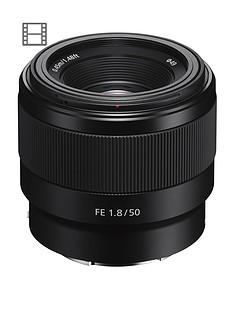sony-sel50f18fnbsp50-mm-f18-full-frame-prime-lens