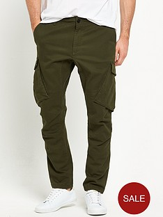river-island-slim-fit-cargo-trouser