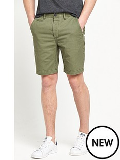river-island-slim-distressed-chino-shorts