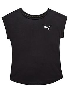 puma-older-girl-active-tee