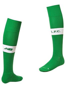 New Balance Liverpool Fc 1718 Home Junior Goalkeeper Socks