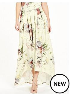 v-by-very-printed-hi-low-hem-full-skirt