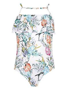 river-island-girls-white-floral-print-shelf-frill-swimsuit