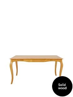 alisha-150-cm-solid-wood-dining-table