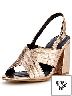 so-fabulous-anna-extra-wide-fit-cross-over-front-heeled-sandal--rose-gold