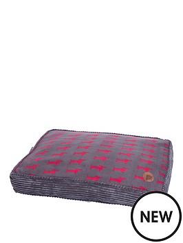 petface-deli-mattress-grey-bamboo-amp-jumbo-cord-23-x-31-inch