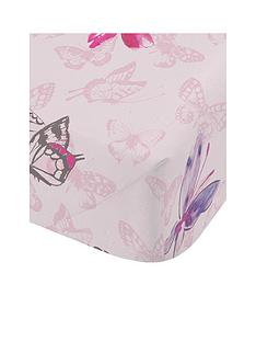 catherine-lansfield-glamour-princess-single-fitted-sheet
