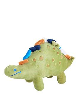 Catherine Lansfield Dinosaur Cushion