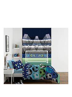 catherine-lansfield-football-wall-mural