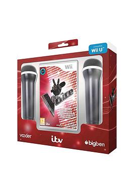nintendo-wii-the-voice-with-two-usb-microphones-wii